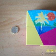 Cajas y cajitas metálicas: CAJA METALICA PROMOCION DE TABACO TIPO PETACA. Lote 46043096