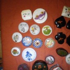 Cajas y cajitas metálicas: LOTE DE CAJITAS. Lote 53376295