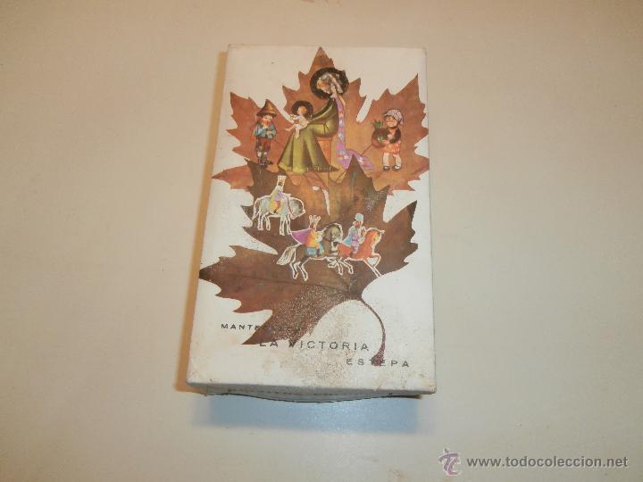 Antigua caja de carton de mantecados la victori comprar - Cajas de carton de navidad ...