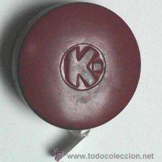Cajas y cajitas metálicas: CAJA METÁLICA KORES. Lote 47648869