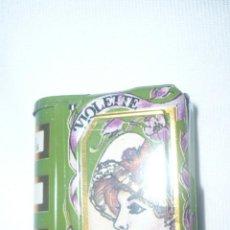 Cajas y cajitas metálicas: CAJITA PASTILLERO. Lote 47775711