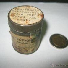 Cajas y cajitas metálicas: PROPAGANDA CULTURAL CATOLICA SECCION APOSTOLADO CATEQUISTICO =. Lote 47805491