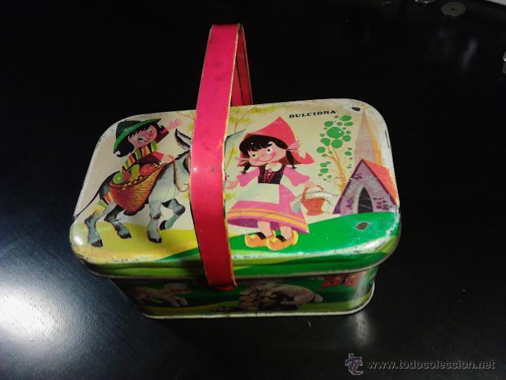 Cajas y cajitas metálicas: CESTA PARA CARAMELOS DULCIORA - Foto 4 - 48282768