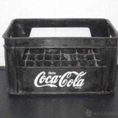 Cajas y cajitas metálicas: CAJA DE COCA COLA COLOR NEGRO. Lote 48577346
