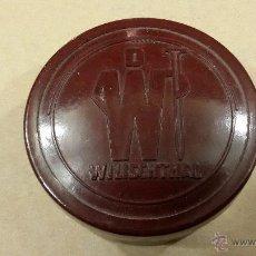 Cajas y cajitas metálicas: CAJA AGUJAS DE COSER WILISCHTHAL. Lote 48622734