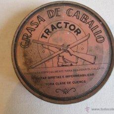 Cajas y cajitas metálicas: ANTIGUA CAJA CHAPA.. Lote 48977676