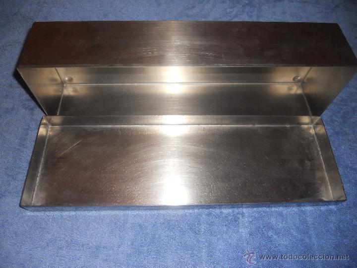 Cajas y cajitas metálicas: CAJA DE ACERO INOXIDABLE - Foto 5 - 49061159