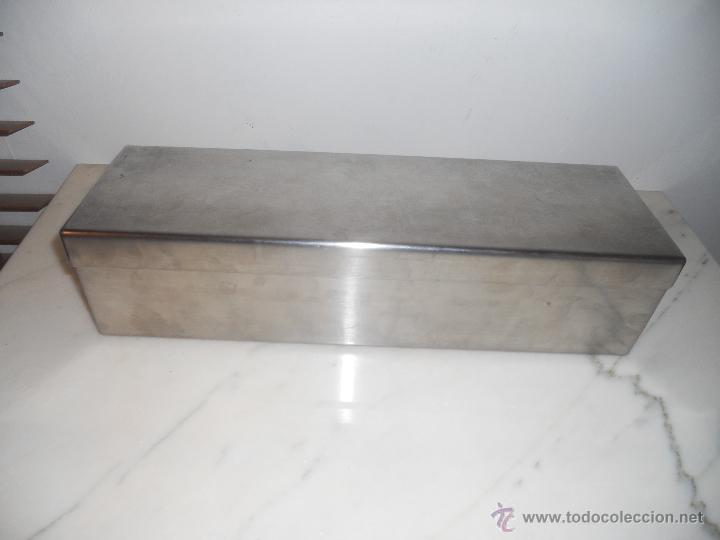 Cajas y cajitas metálicas: CAJA DE ACERO INOXIDABLE - Foto 7 - 49061159