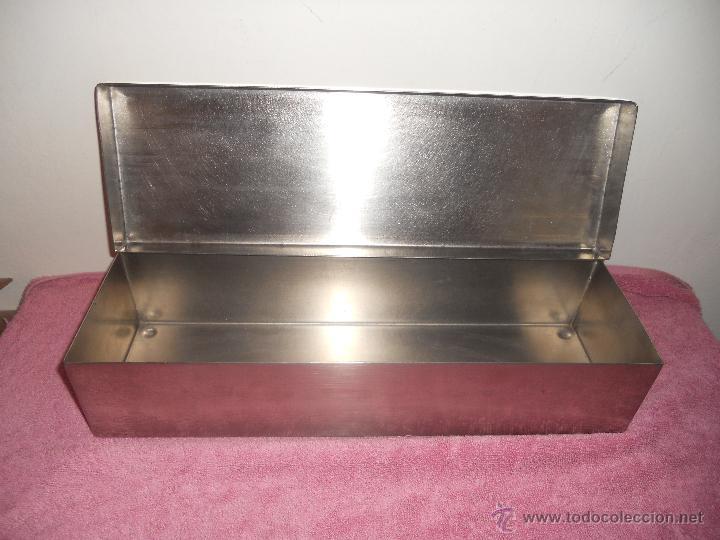Cajas y cajitas metálicas: CAJA DE ACERO INOXIDABLE - Foto 8 - 49061159