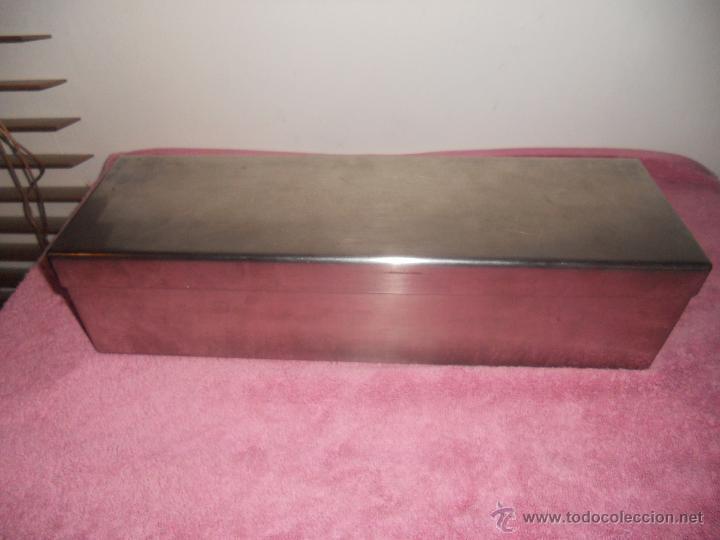 Cajas y cajitas metálicas: CAJA DE ACERO INOXIDABLE - Foto 9 - 49061159