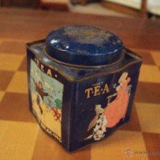 Cajas y cajitas metálicas: LATA DE CAFÉ DODO CANISTER. MADE IN ENGLAND -REF3500-. Lote 49165097