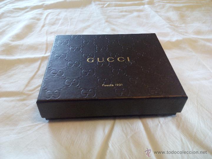 Bonita caja de cart n duro de gucci firenze 192 comprar cajas antiguas y cajitas met licas en - Cajas de carton bonitas ...