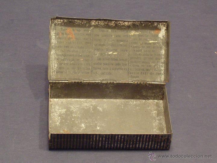 Cajas y cajitas metálicas: Pasta Pectoral infalible para la tos - Foto 2 - 49493205
