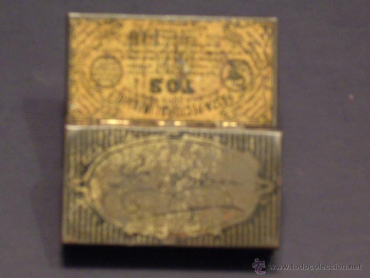 Cajas y cajitas metálicas: Pasta Pectoral infalible para la tos - Foto 3 - 49493205