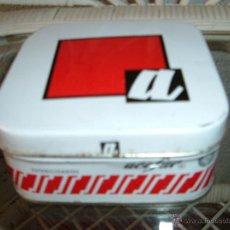 Cajas y cajitas metálicas: CAJA DE GASAS ACOFAR. Lote 50253892