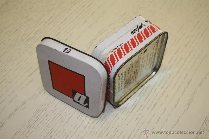 Cajas y cajitas metálicas: Caja gasas ACOFAR. Cooperativa Farmacéutica Gallega - Foto 5 - 50276068