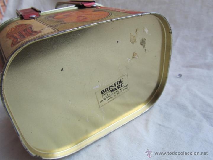 Cajas y cajitas metálicas: Caja de lata de Cocacola coca-cola 1984 - Foto 9 - 50311445