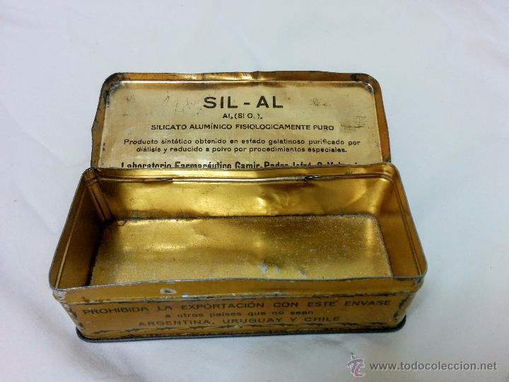Cajas y cajitas metálicas: Caja Metálica Sil-Al Belladona - Foto 2 - 50463796