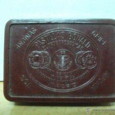 Cajas y cajitas metálicas: PASTILLAS BONAL. ANTIGUA CAJITA DE BAQUELITA.. Lote 50782940