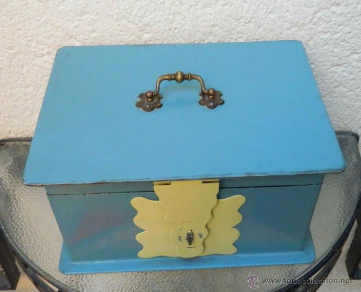 Cajas y cajitas metálicas: Caja Metalica Grande - Foto 2 - 50876013