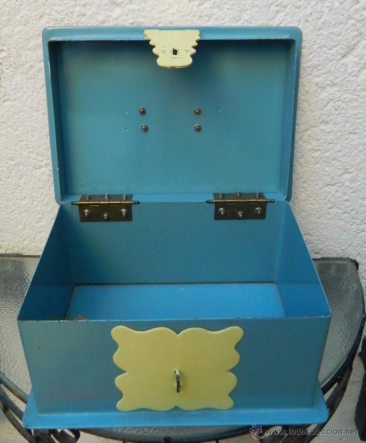 Cajas y cajitas metálicas: Caja Metalica Grande - Foto 5 - 50876013