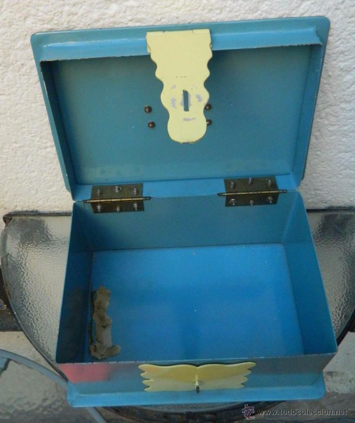 Cajas y cajitas metálicas: Caja Metalica Grande - Foto 6 - 50876013