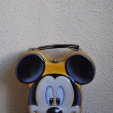 Cajas y cajitas metálicas: CABÁS DE METAL - MICKEY MOUSE - WALT DISNEY - MALETÍN - COLEGIO - ESCUELA. Lote 51001108