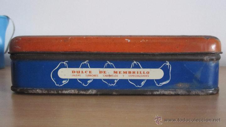 Cajas y cajitas metálicas: CAJA METÁLICA DE DULCE MENBRILLO - Foto 2 - 51063926