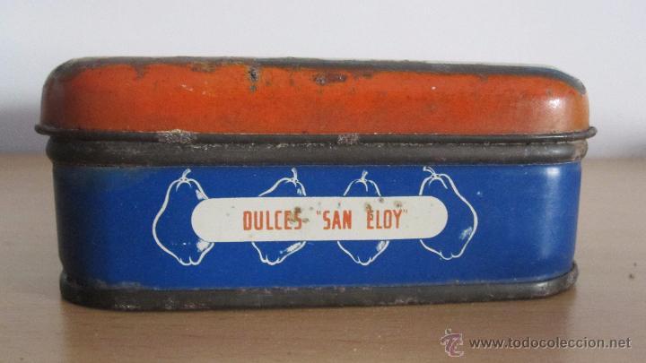 Cajas y cajitas metálicas: CAJA METÁLICA DE DULCE MENBRILLO - Foto 3 - 51063926