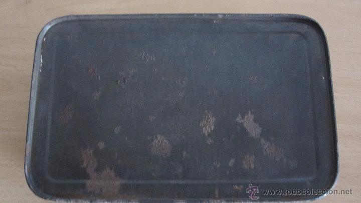 Cajas y cajitas metálicas: CAJA METÁLICA DE DULCE MENBRILLO - Foto 6 - 51063926