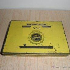 Cajas y cajitas metálicas: CAJA CIGARRILLOS STATE EXPRESS. Lote 51171407