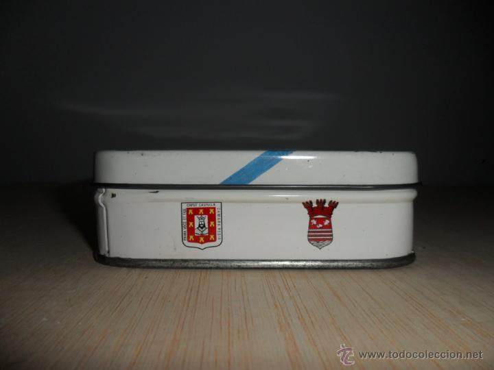 Cajas y cajitas metálicas: ALMENDRAS SARRALDE DE BRIVIESCA - Foto 2 - 52151748