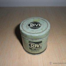 Cajas y cajitas metálicas: ENVASE DE BICARBONATO DE SOSA. Lote 52532248