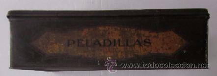 Cajas y cajitas metálicas: ANTIGUA CAJA DULCES B. PIFARRE DE BELLPUIG - Foto 4 - 52640196
