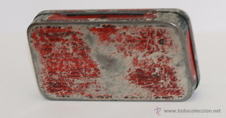 Cajas y cajitas metálicas: Cajita Promonta Comprimidos - Foto 2 - 52715956