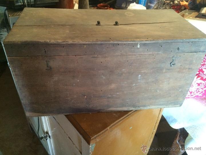 Cajas y cajitas metálicas: Antigua caja de madera de laboratorio, años 20-30 - Foto 3 - 52744131