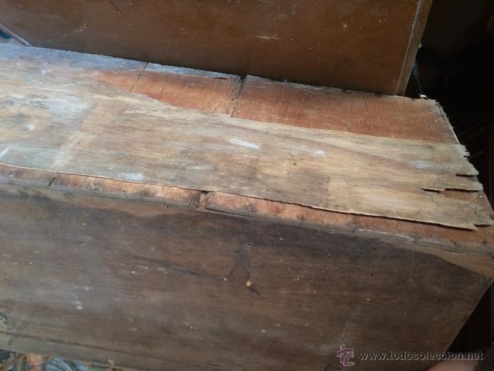 Cajas y cajitas metálicas: Antigua caja de madera de laboratorio, años 20-30 - Foto 5 - 52744131