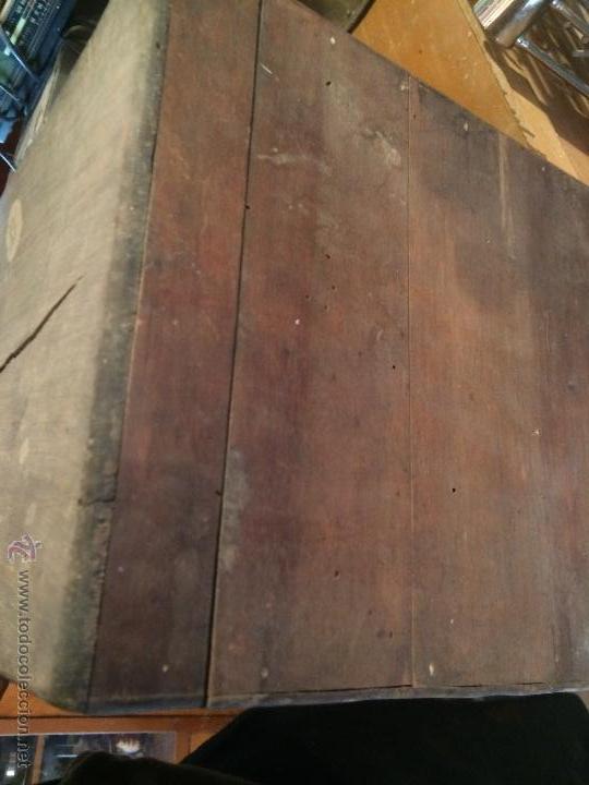 Cajas y cajitas metálicas: Antigua caja de madera de laboratorio, años 20-30 - Foto 6 - 52744131