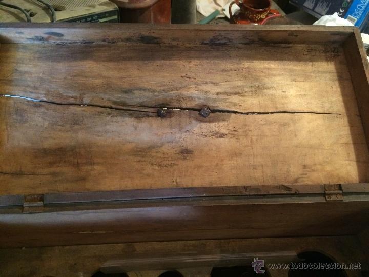 Cajas y cajitas metálicas: Antigua caja de madera de laboratorio, años 20-30 - Foto 11 - 52744131