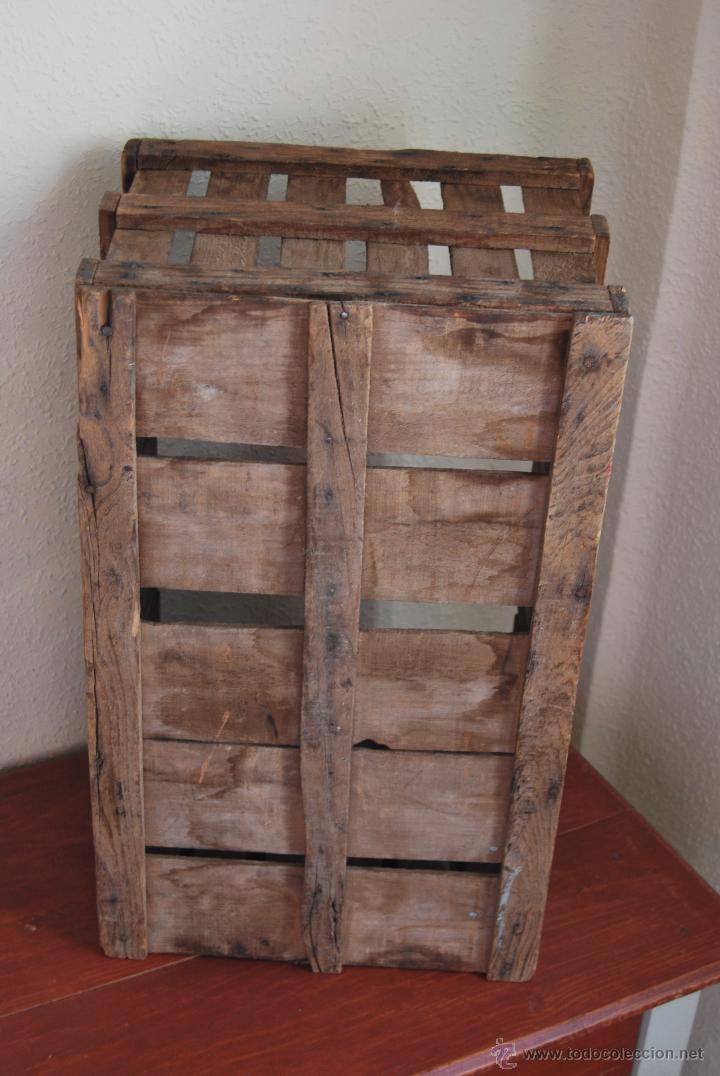 Antigua caja de madera para fruta comprar cajas antiguas - Caja madera antigua ...