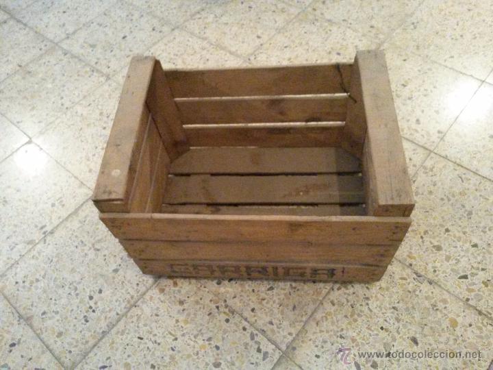 caja de fruta antigua de madera Comprar Cajas antiguas y cajitas