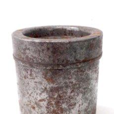 Cajas y cajitas metálicas: LATA ESTILO INDUSTRIAL DE MEDICAMENTOS - CORBIERE. Lote 53450647