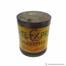 Cajas y cajitas metálicas: ANTIGUA CAJA METALICA THE STATE EXPRESS CIGARETTES- LONDON. Lote 53962615