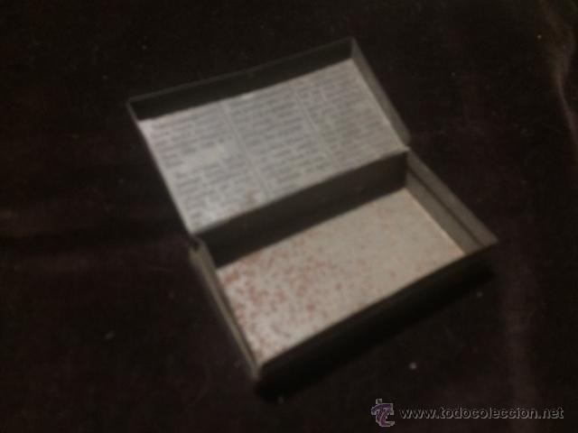 Cajas y cajitas metálicas: Caja metálica de PASTA PECTORAL INFALIBLE para la TOS - Foto 2 - 54296314