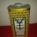 Cajas y cajitas metálicas: ANTIGUA LATA DE ACEITE YBARRA AÑOS 50-60, SIN ABRIR. Lote 54707550