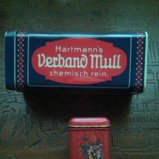 Cajas y cajitas metálicas: LOTE DE 2 CAJAS METAL.. Lote 54708420