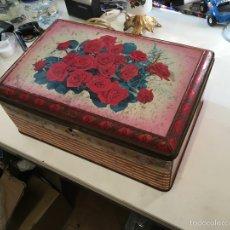 Cajas y cajitas metálicas: CAJA. Lote 55009545