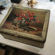 Cajas y cajitas metálicas: CAJA. Lote 55009599