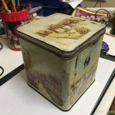 Cajas y cajitas metálicas: CAJA. Lote 55372673