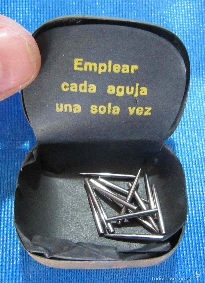 la voz de su amo. compañía del gramófono españo - Comprar Cajas ...